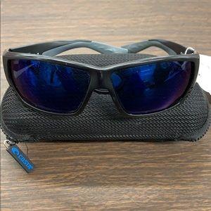 Costa Sunglasses and Case